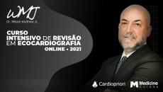 Online - Curso Intensivo de Revisão para Prova de Titulo em Ecocardiografia  -03 e 04 de setembro 2021